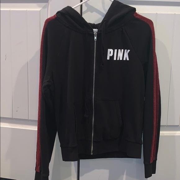 PINK Victoria's Secret Jackets & Blazers - Pink zip up jacket